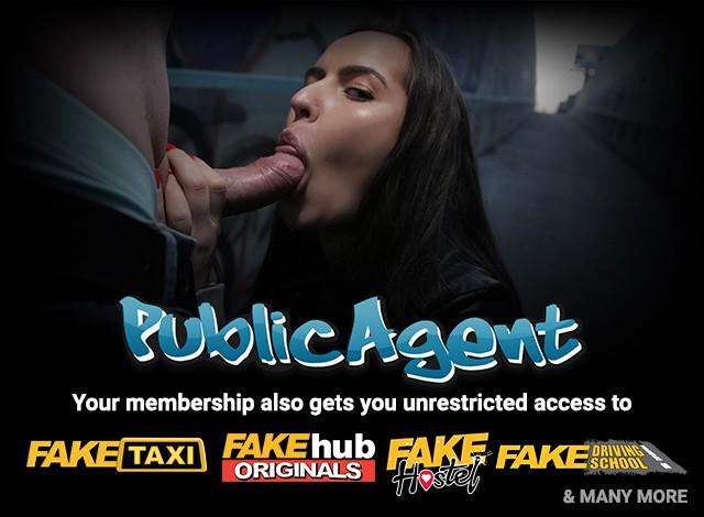 Public agent fake Public Agent