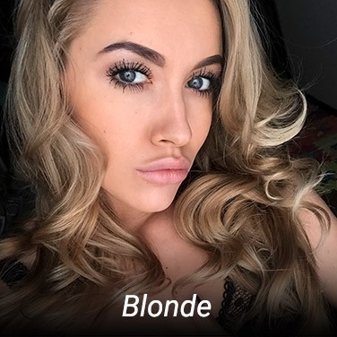 Amateur Blonde Scenes