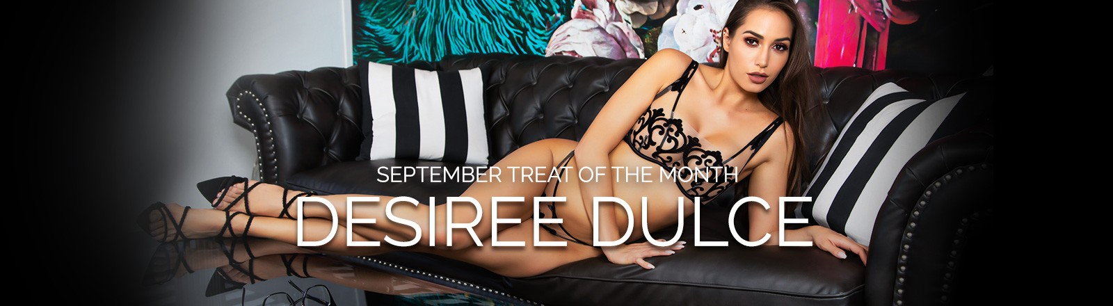 Check Desiree Dulce special video for Twistys Treat of the Month September 2019