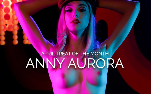 Check Anny Aurora special video for Twistys Treat of the Month April 2019