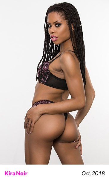 Check Kira Noir special video for Twistys Treat of the Month October 2018